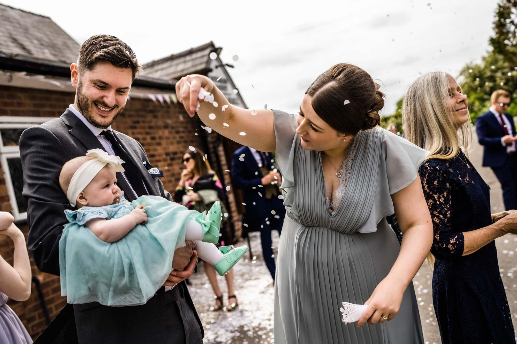 Wedding Photos Dunham Massey Village Hall