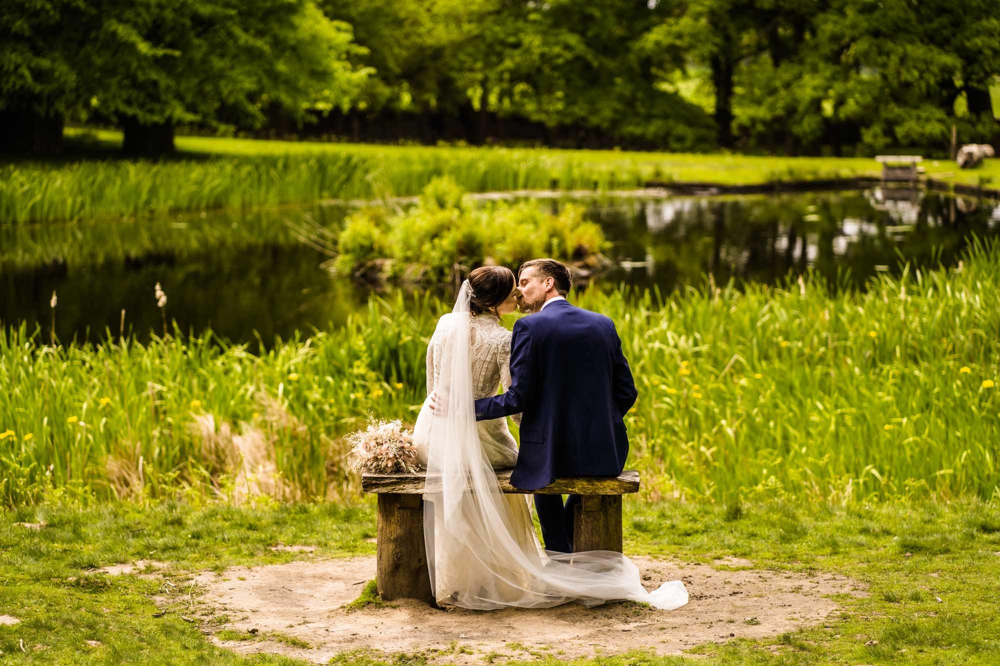 Wedding Photos Dunham Massey