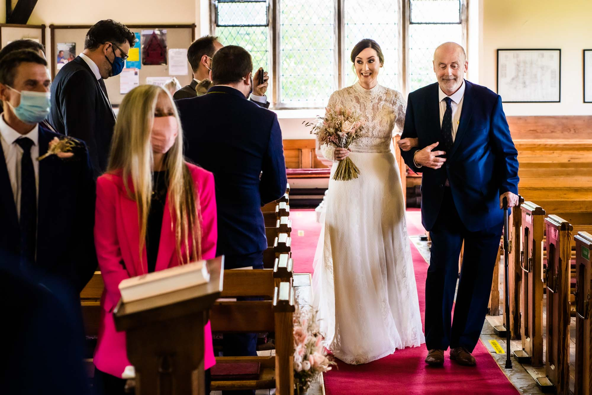 Wedding St Marks Dunham Massey
